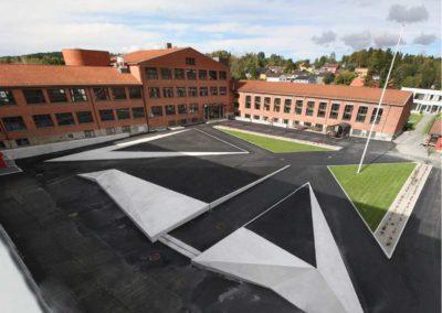 Mysen videregående skole i Viken