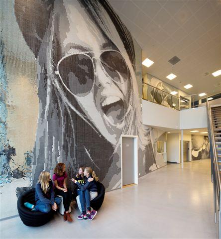 Vestbygda ungdomsskole i Fredrikstad