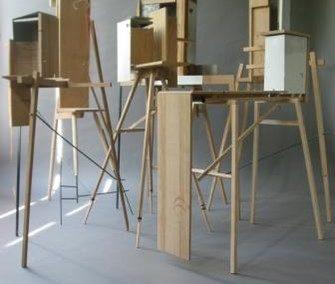 Tankerekker vist i Telemark kunstsenter, 2012