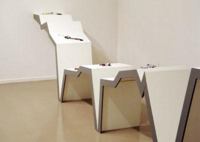 Spenningskurver, Akershus kunstsenter, 2010
